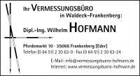 Vermessungsbüro Hofmann
