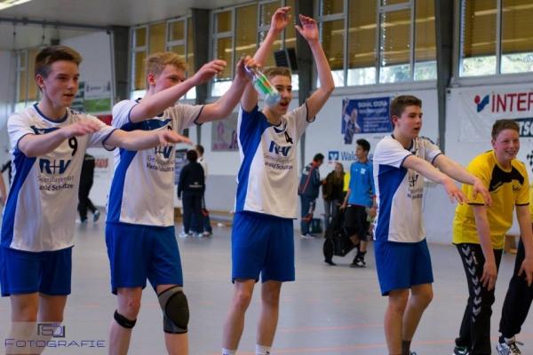 HSG Twistetal männl. Jugend B –  Qualifikation zur Oberliga am 25.05.14 in Wiesbaden