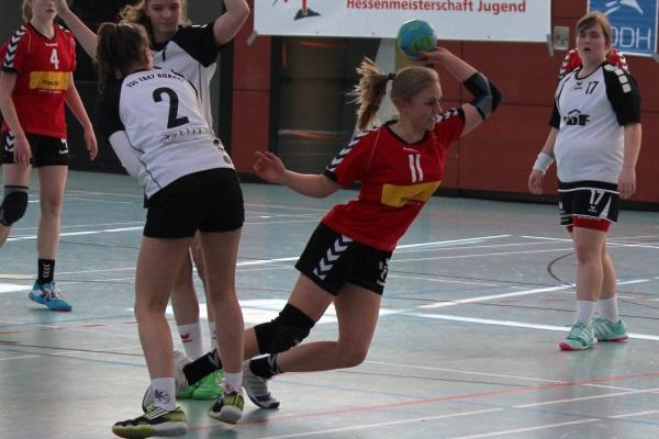 Qualifikation zur Oberliga / JSG Twistetal/ Korbach  - HSG Wesertal