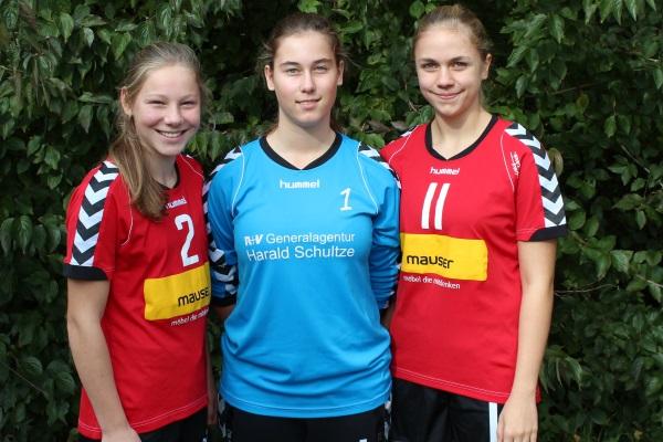 HSG Mädchen beim Hessenpokal