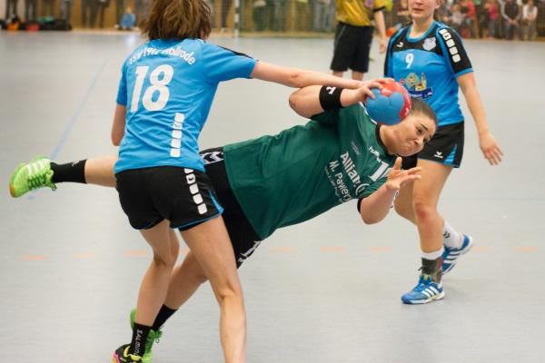 HSG Twistetal I - TSV Wollrode 26:38 (16:19)