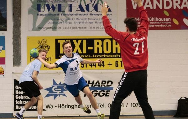 HSG Twistetal - JSG Dreiburgen/Feldberg 31:20 (13:13)