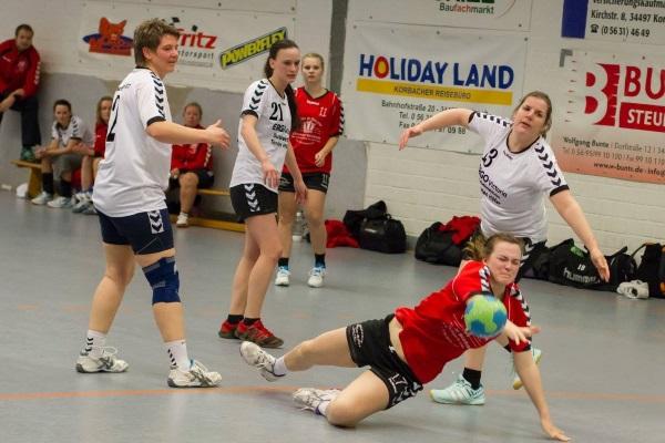 TSV Escherode – HSG Twistetal 28:22 (14:12)
