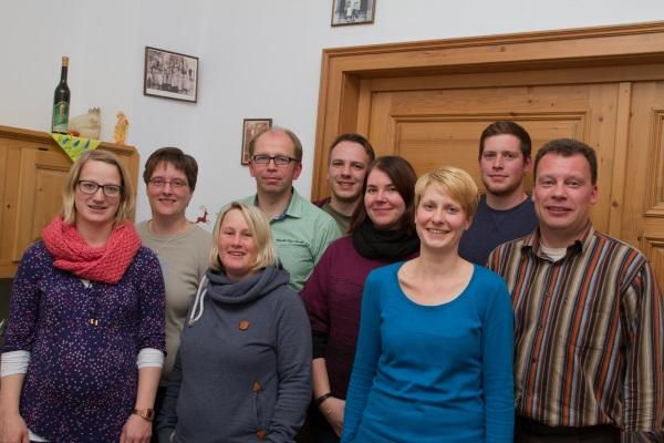 Neuer Vorstand bei der HSG Twistetal