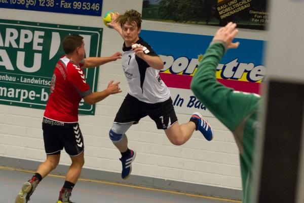 HSG Twistetal II - Eintracht Baunatal 26:31 (6:14)