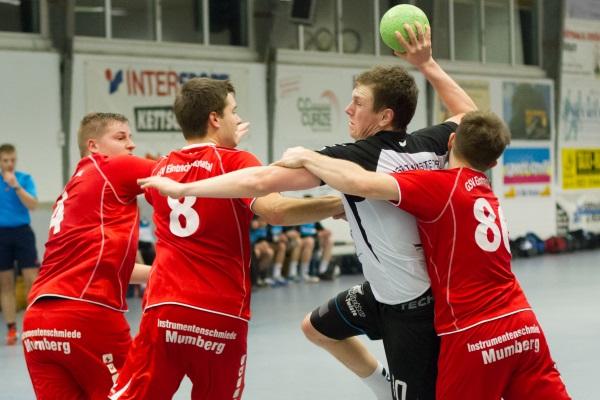 HSG Twistetal I - GSV Eintracht Baunatal II 36:25 (18:14)