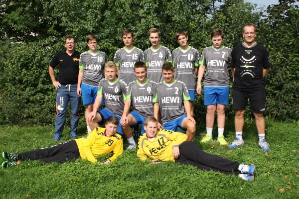 TSV Vellmar – HSG Twistetal  21:29 (10:14)