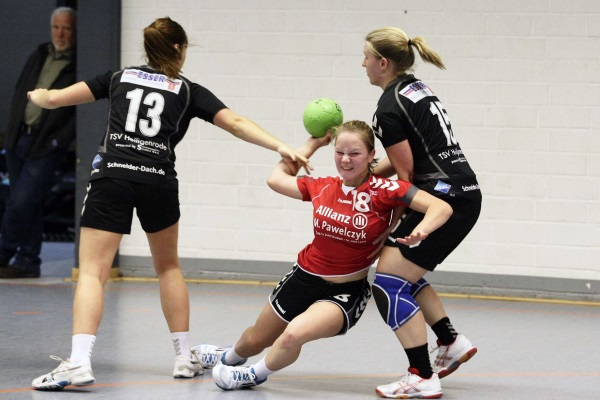 TSV Heiligenrode - HSG Twistetal 28:15 (11:8)