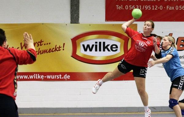 HSG Fuldatal/Wolfsanger II - HSG Twistetal Damen II 18:19 (9:10)