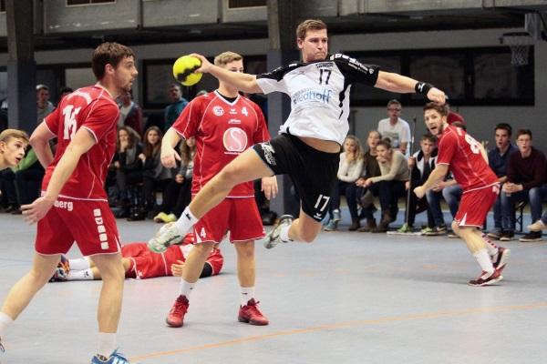 HSG Twistetal – GSV Eintracht Bauntal II 32:31 (19:16)