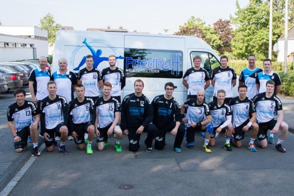 TSV Vellmar II – HSG Twistetal 17:36 (11:17)