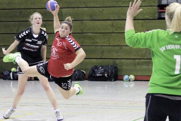 TSV Korbach - HSG Twistetal II 14:15 (9:5)