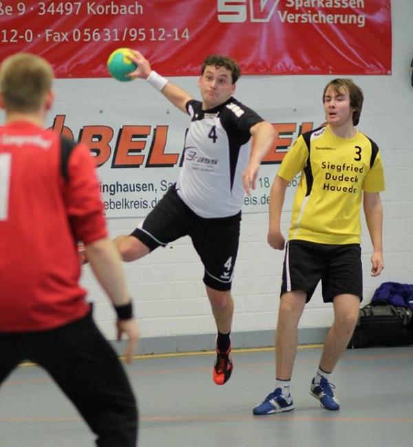 TSV Langenthal – HSG Twistetal II  27:22 (16-8)