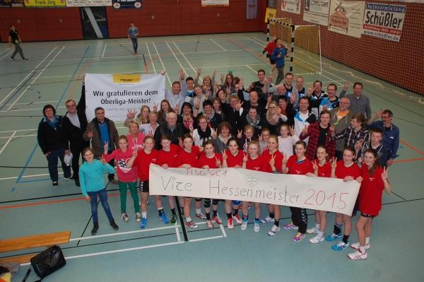 HSG Twistetal wird Vize-Hessenmeister